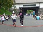 第3回ゴールインゆきわり走 桜田門